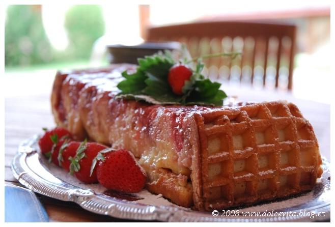 pudink vafle jahody3