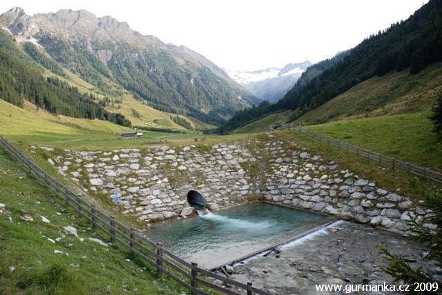 Tyrolsko Gerlos