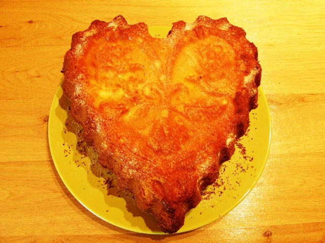 bábovka srdce 3