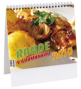 Rande s gurmánkou kalendář 2010