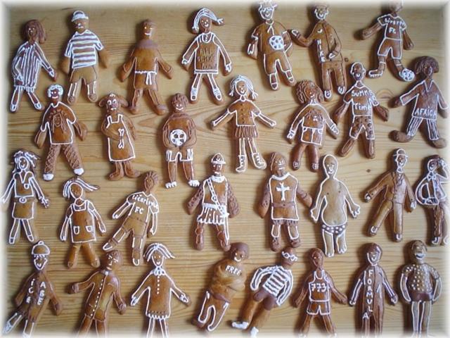 pernikove figurky