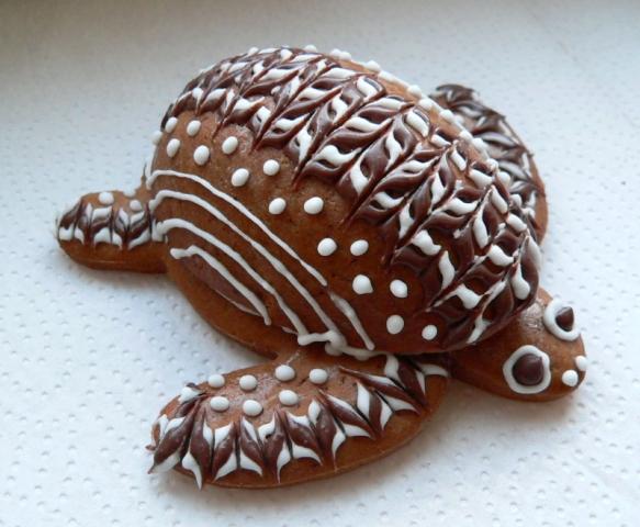 želva z perníku2