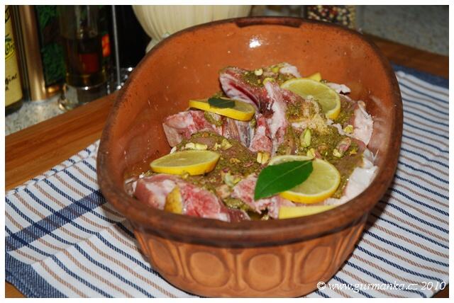kotleta s pestem v římském hrnci3