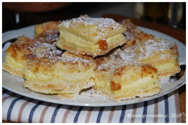 tvarohový koláč 4