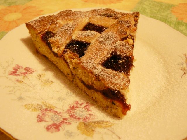 f5 ořechový koláč