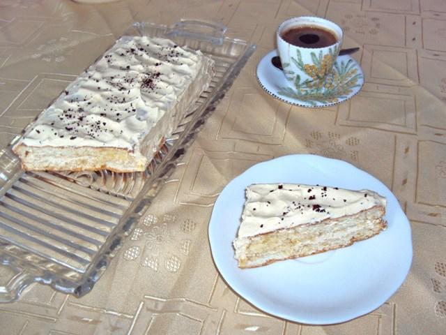 mandlový dort bez mouky
