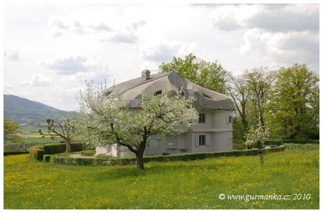 Svycarsko Dornach, u Goetheana
