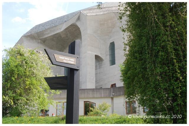 Svycarsko Dornach, Goetheanum