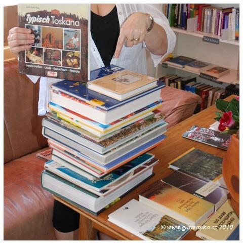 Svycarsko knihy