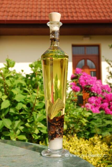 domácí houbový olej 1