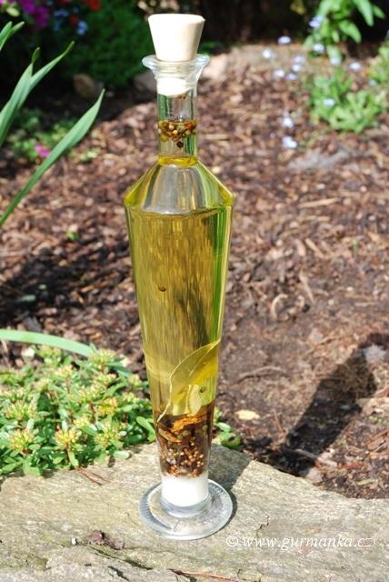 domácí houbový olej 2