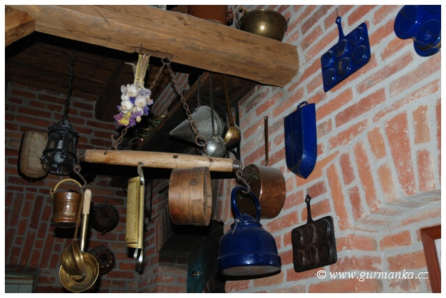 foto ze stare kuchyne 1