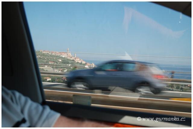 Itálie cestování Ligurie