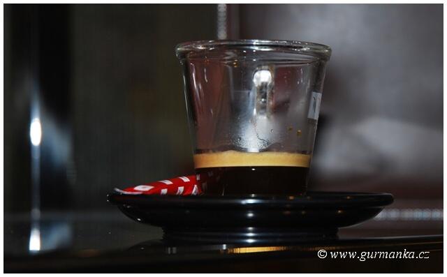 Itálie - káva - espresso