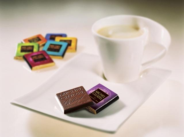 """""""Luxusní čokoláda - Micheů Cluizel - napolitanky"""""""