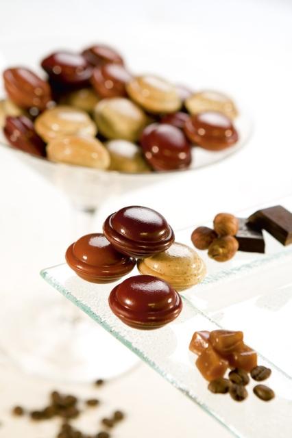 """""""Luxusní čokoládové pralinky"""""""
