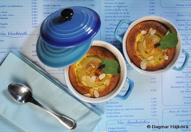 francouzské nádobí - kokotky