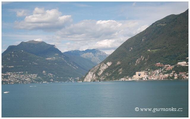 italské jezero