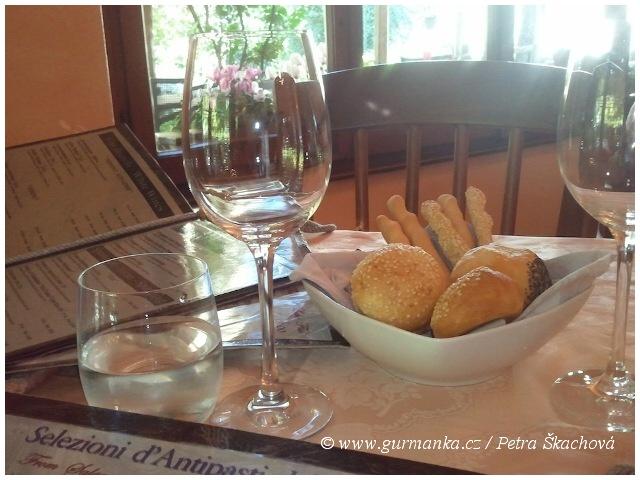 italská gastronomie