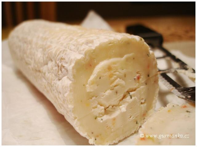 """sýr z kozího mléka"""