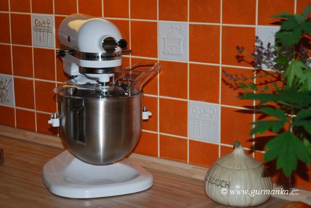 """""""domácí robot kitchen aid"""""""