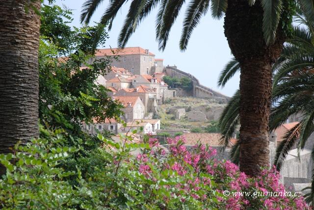 """obrázky z Dubrovniku"""