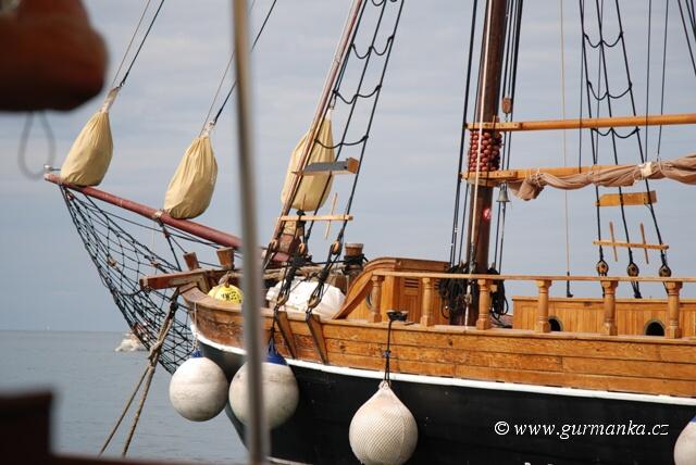 """obrázky z Chorvatska - plavba kolem Rovinj - Istria"""