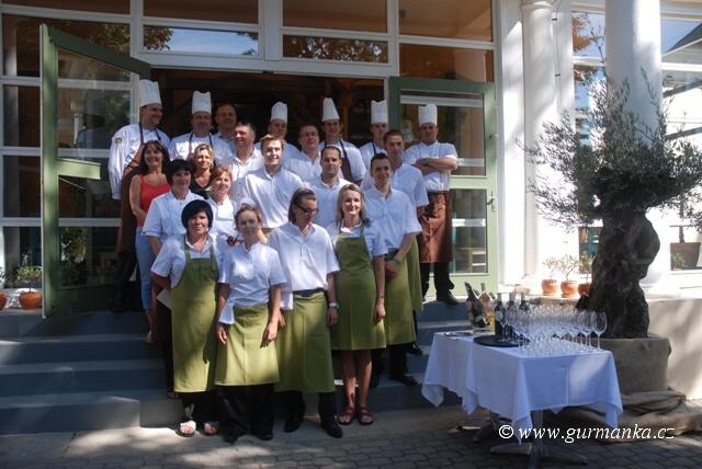 """""""středomořská restaurace Olivier"""""""