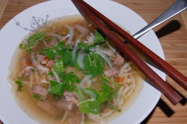"""""""vietnamská kuchyně - polévka PhoBó"""""""