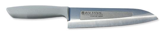 diamantové a titanové nože