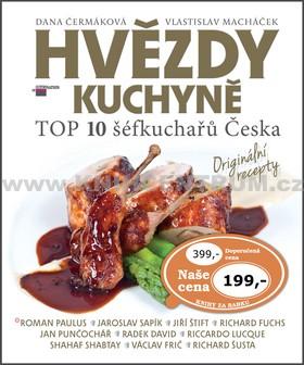 nejlepší šéfkuchaři Česka vaří