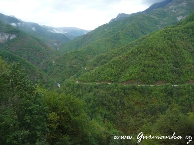 Durmitorské hory
