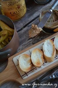 Terrine foie gras10