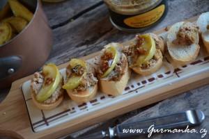 Terrine foie gras13