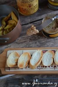 Terrine foie gras8
