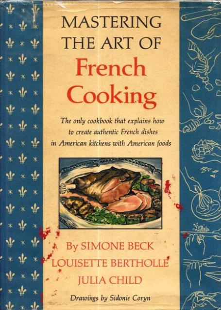French Cooking Julia Child