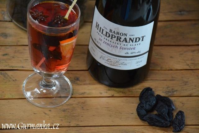 Baron Hildprandt4 švestkový likér z Blatné