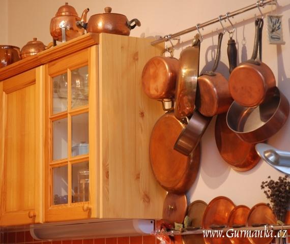 Vítám Vás u nás v kuchyni