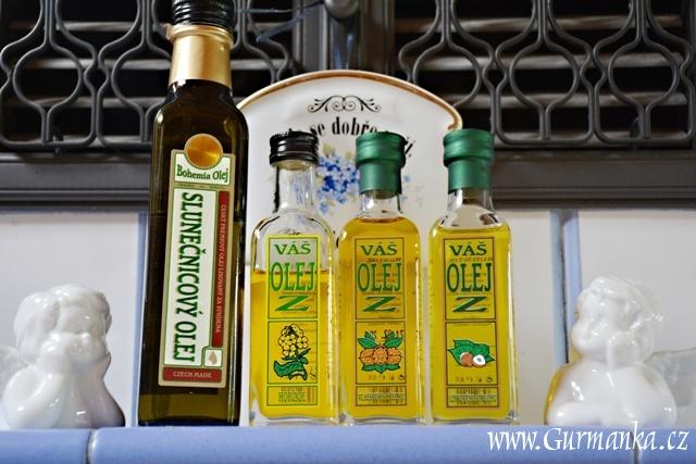 Bohemia olej extra panenský