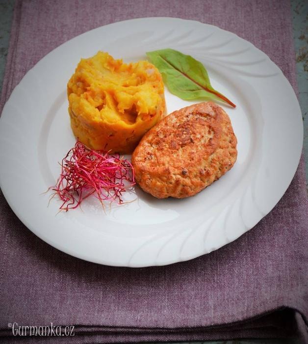 ovesné vločky, karbanátky bez masa, vegetariánské recepty
